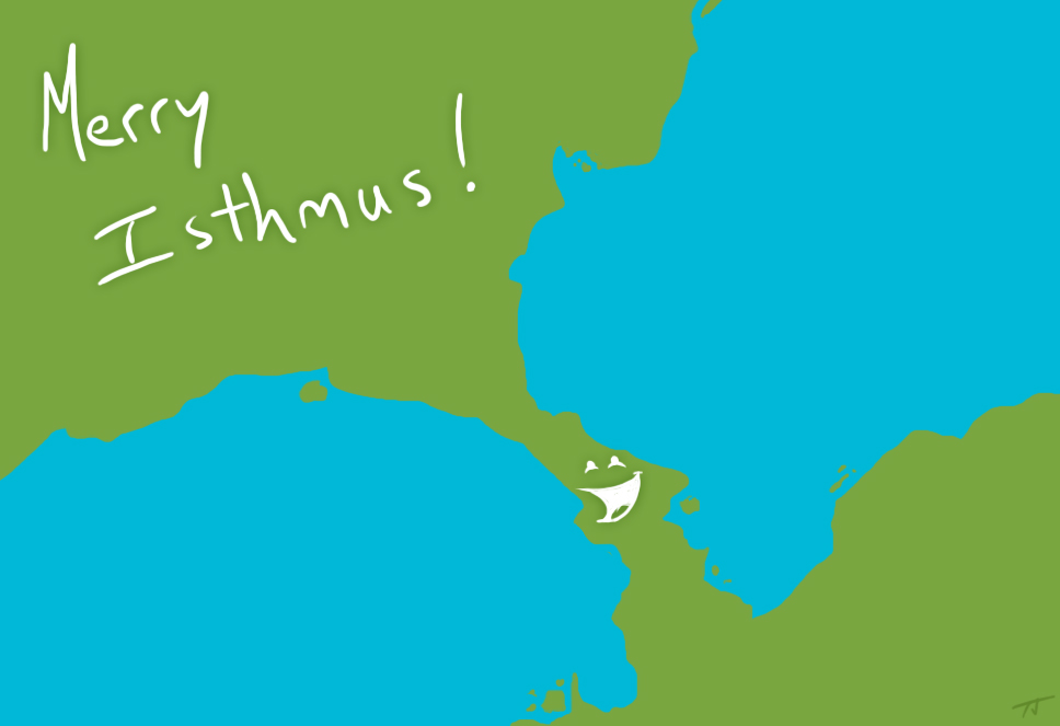 merry isthmus