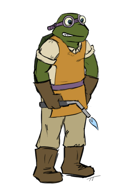 maker donatello
