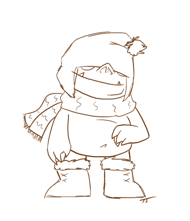 winter goblin